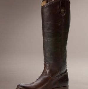 Frye Melissa Button Pull On Boots